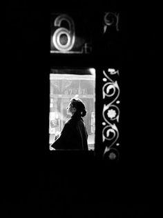 """""""mpdrolet:  Third Avenue El, NYC, 1956 Leonard Freed  """""""