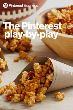 Score a touchdown this year! Our playbook can help you reach people planning for the Big Game on Pinterest. See what they're searching for and get creative campaign ideas. #insights #marketing Industry Research, Campaign Ideas, Press Release Distribution, Pinterest For Business, Big Game, Online Marketing, Searching, Insight, Advertising
