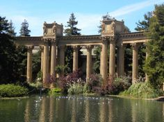 Palace Of Fine Art San Francisco