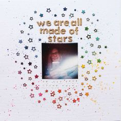 paperpilkitten  | rainbow stars