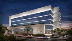 Simplesmente moderno, urbano, elegante e prático.  Conheça o Aurora Shopping no exclusivo.com.  #Arquitetura #Engenharia #Paisagismo #ConstruçãoCivil #Empreendimento #Conceito #Imóvel #Shopping #Londrina #Paraná #Brasil #Exclllusivo