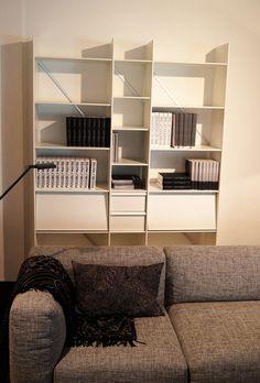 Wogg 22 Bücherregal gesehen bei Probst  + Eggimann AG in Belp.