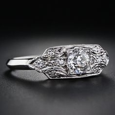 non traditional engagement rings | Eco Friendly Wedding and Engagement Rings