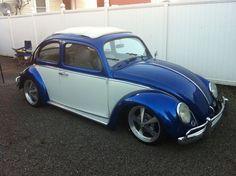 1960 vw bug ragtop