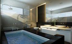 #Sleepys Bathroom Designs
