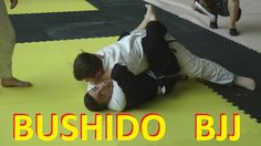 Bushido Open BJJ Tournament Kids