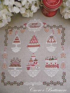 """Cuore e Batticuore: Prima novità Natalizia: """"Sweet Christmas"""""""