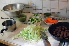 Vietnamese Bun Recipe