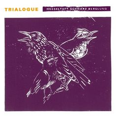 "Bugge Wesseltoft (Fender Rhodes, minimoog & grand piano), Henrik Schwarz (laptop) and Dan Berglund (double bass) with ""Trialogue"" (Jazzland - 2014)."