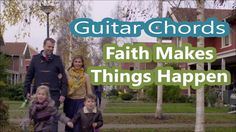 Faith Can Make Things Happen  - Guitar Chords - JW Broadcasting