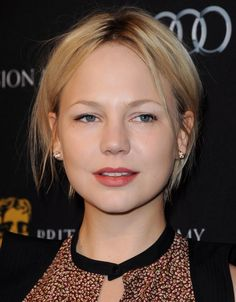 Adelaide Clemens Photos - BAFTA LA 2013 Awards Season Tea - Zimbio
