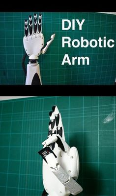 Robotic Arm 3D Printed (DIY Initial Prosthetic Prototype): 12 Step Tutorial with Pictures
