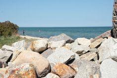 Plaża w Rewie Rewa