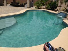 After you vacuum your pool after a dirt storm Pool Care, Pool Service, Outdoor Decor