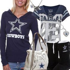 Cute Dallas Cowboys Fan Gear