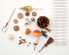 Fairy Garden Kit - Miniature Furniture For Your Magical Fairy Garden - Child…