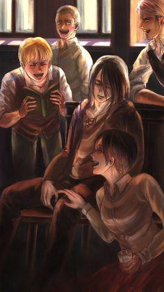 Attack On Titan Season, Attack On Titan Fanart, Attack On Titan Levi, Eren And Mikasa, Armin, Anime Demon, Anime Manga, Levi Squad, Sanji One Piece