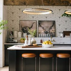 West Elm offers modern furniture and home decor featuring inspiring designs and colors. Create a stylish space with home accessories from West Elm. Classic Kitchen, New Kitchen, Kitchen Dining, Kitchen Decor, Kitchen Ideas, Kitchen Cabinets, Minimal Kitchen, Kitchen Hacks, Eclectic Kitchen