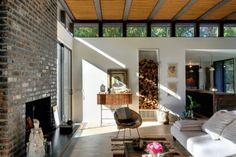 Athena Calderone's Hamptons Summer House in Amagansett, NY. Bates Masi Architects