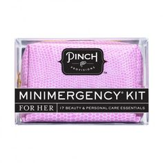 PINCH Provisions® Snake Charmer Minimergency® Kit for bridal party