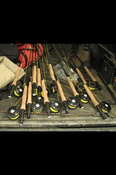 Broadside International Fly Fishing School #fishingkayak