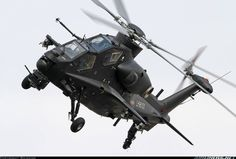 The new Chinese attack helicopter CAIC WZ-10