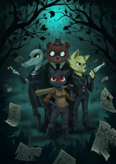I played Night in the woods and, whoa, good stuff if i do say so myself. You know a game is good when you cry in pillow at night questioning your li. Die anywhere else Furry Pics, Furry Art, Mae Borowski, Night In The Wood, Furry Drawing, Anthro Furry, Pretty Art, Deviantart, Wood Art