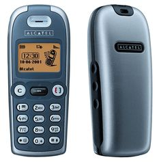 The Retro Alcatel OT 311 from 2001