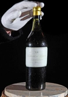 Most Expensive Wine Ever | Most Expensive White Wine Ever Sold, Château d'Yquem