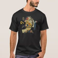 Howling Wolf - Stylized Image T-Shirt - tap, personalize, buy right now! Aztec T Shirts, Orange T Shirts, Father's Day T Shirts, Buzz Lightyear, Image T, Funny Fathers Day, Halloween Outfits, Tshirt Colors, Toy Story