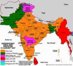 History Of The India Pakistan Border India My India My