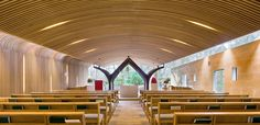 Gallery of Chapel of St Albert the Great / Simpson & Brown - 4