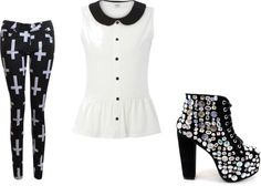 """Shine"" by dominicaworth on Polyvore"