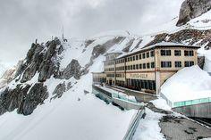 Hotel Pilatus-Kulm - Lucerne, Switzerland