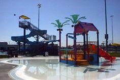 City of Roseville, California - Roseville Aquatics Complex