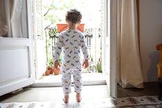 Good morning! Baby pajamas by Cookie #cookiedreams #pijamas