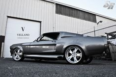 Ford Mustang GT500 Shelby 'Eleanor'