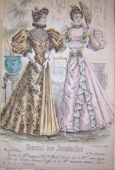 January 1895 Journal des Demoiselles