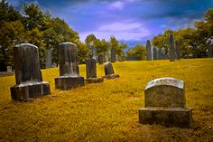 Haunted Blood Cemetery in Nashua, NH