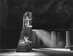 Josef Svoboda (May 1920 – April was a Czech artist and scenic designer. Stage Lighting Design, Stage Set Design, Set Design Theatre, Theatre Stage, Theater, Puppet Theatre, Royal Ballet, Clown Cirque, Scenography Theatre