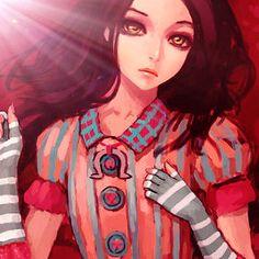 Alice Liddell Icon 9 by xxCeliaPhantomhivexx