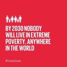The United Nations is unleashing the power of goal setting to end poverty by You can join by sharing The Global Goals of sustainable development. Great Quotes, Funny Quotes, Inspirational Quotes, Motivational, Uplifting Words, Sustainable Development, Things To Know, Relationship Advice, Life Lessons