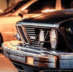 BMW E28 M5 black