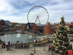 The Island - Smoky Mountain Family Attractions in Pigeon Forge Tennessee