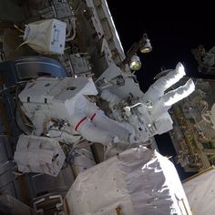 nasa Spacewalk complete and new astronaut record set! Shane Kimbrough and Peggy Whitson of NASA successfully reconnected cables and electrical connections on an adapter-3 that will provide the pressurized interface between the station and the second of two international docking adapters to be delivered to the complex to support the dockings of U.S. commercial crew spacecraft in the future. The duo were also tasked with installing four thermal protection shields on the Tranquility module of…