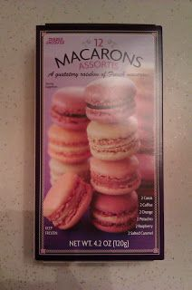 Chocoholic's Confession: *NEW* Trader Joe's Assorted Macarons