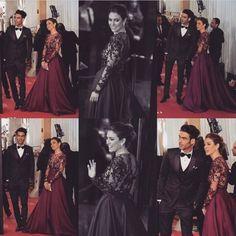 Me he enamorado, el vestido precioso!