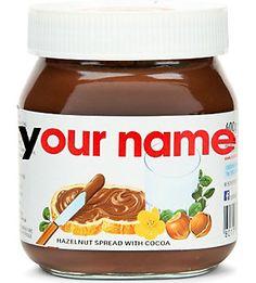 NUTELLA Personalised Nutella 400g