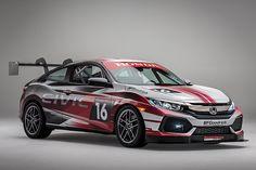 On October American Honda announced it will unveil their new Civic Coupe Racing Concept at the Honda Civic Coupe, Honda Civic Sport, Civic Jdm, Soichiro Honda, Porsche 550, New Honda, Automotive News, Nissan Skyline, Subaru Impreza