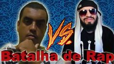 Batalha de Rap, DJ Thiago VS mussoumano, The Rap Battle Parody